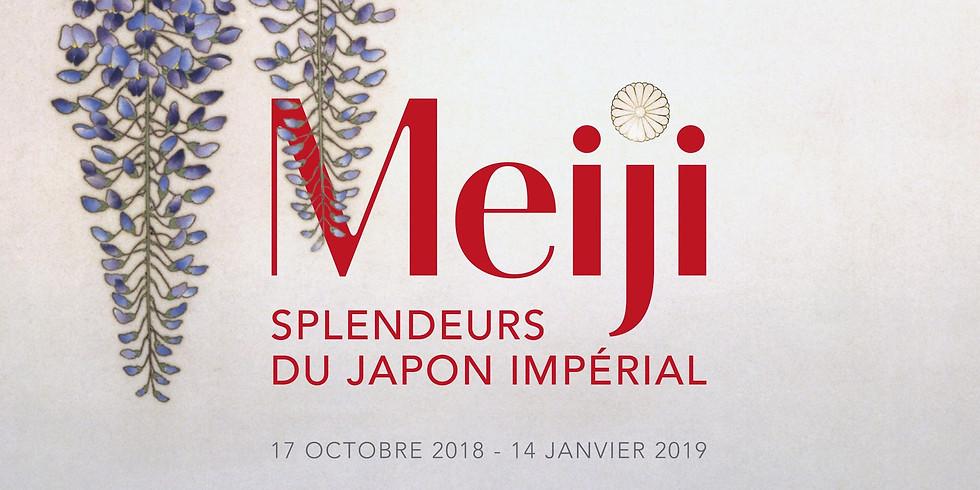 Meiji,splendeurs du japon impérial