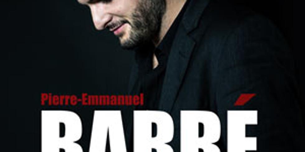 PIERRE-EMMANUEL BARRE