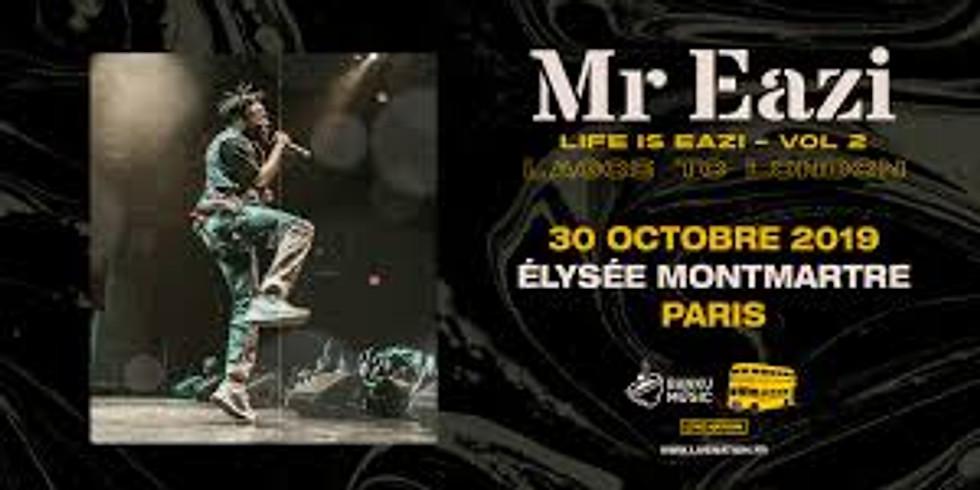 Mr Eazi en concert à Paris| Billets Pas Chers