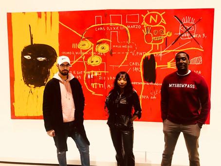 5 Choses apprises à l'Expo Basquiat