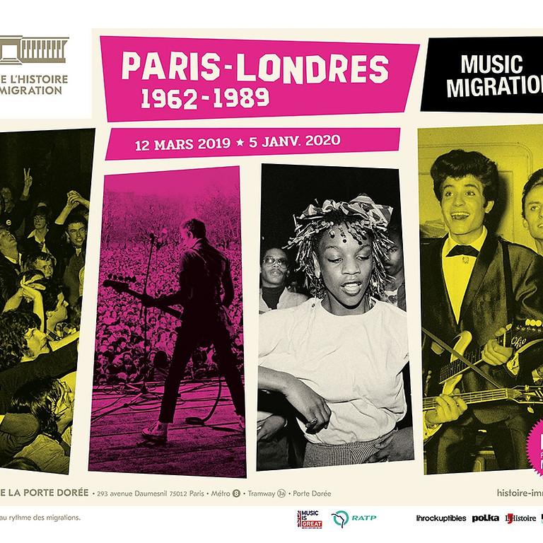 Paris Londres: Music Migrations (1962-1989) (1)