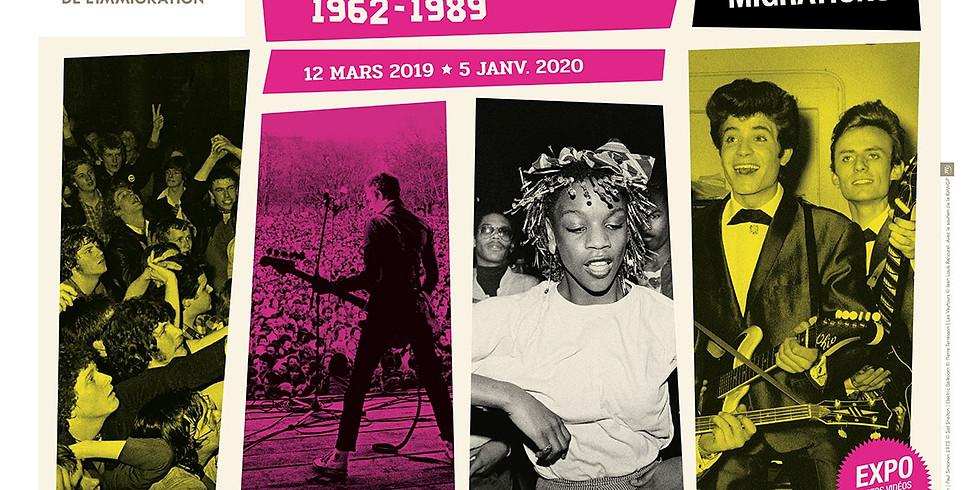 Paris Londres: Music Migrations (1962-1989)