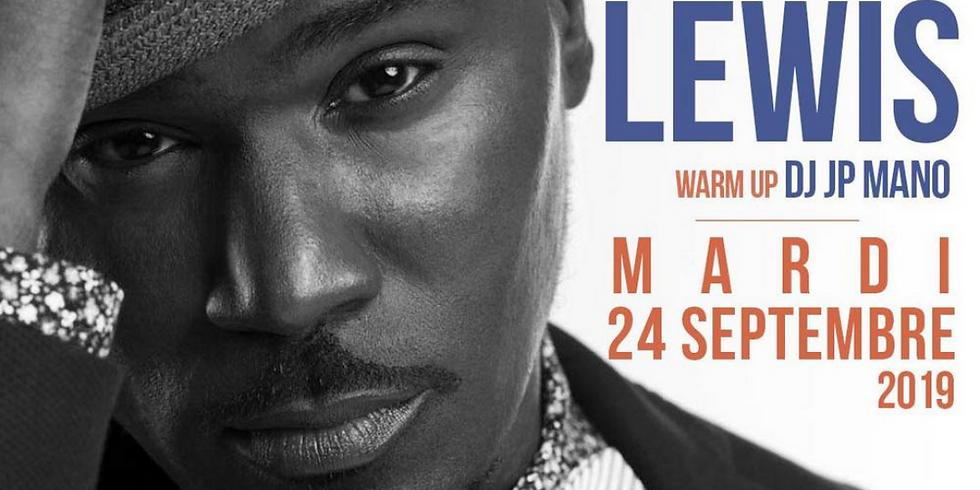 GLENN LEWIS en concert à Paris : Billets pas chers (1)