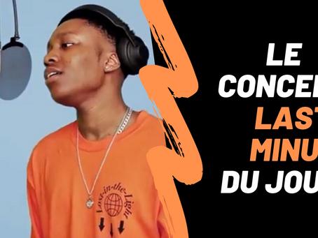 Last Minute:Concert Jvck James à Paris | Billets Pas Chers