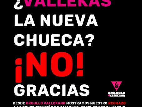 Vallekas no quiere ser Chueca