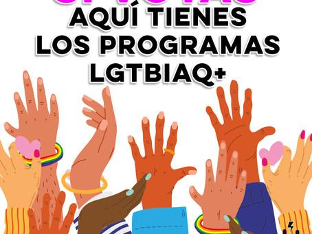¿Qué propuestas tienen los partidos de la comunidad de Madrid para el colectivoLGTBIAQ+ ?