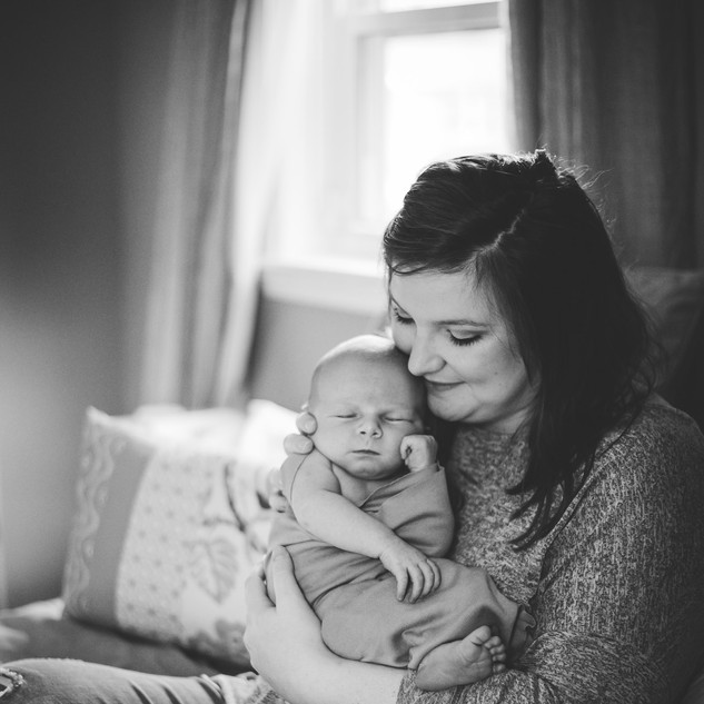 Tallahassee Newborn Photography Session