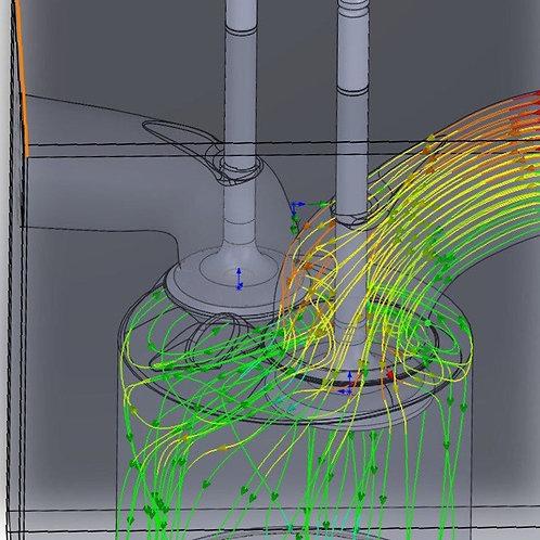 Porting CNC de culata