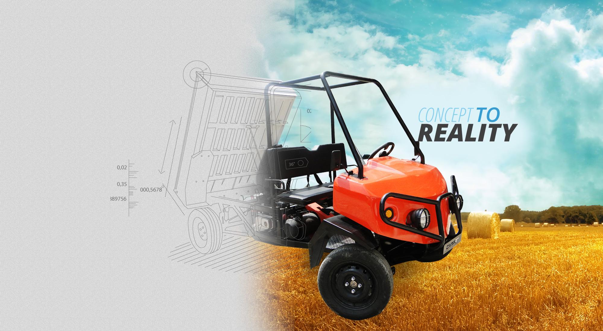 Diseño de vehículos agricolas