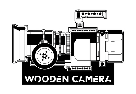 Wooden Camera Sticker