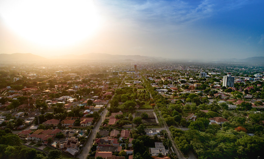 Sunrise in San Pedro Sula.jpg