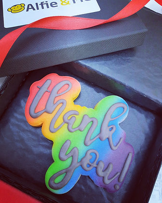 Thank You (Rainbow or Doodle)