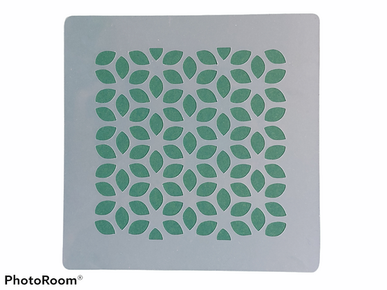 Leafy Stencil - for cookies, cakes, art projects