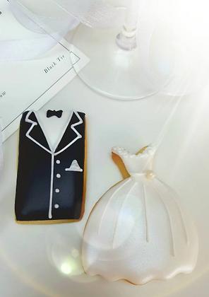 Wedding Favours - Dress & Suit