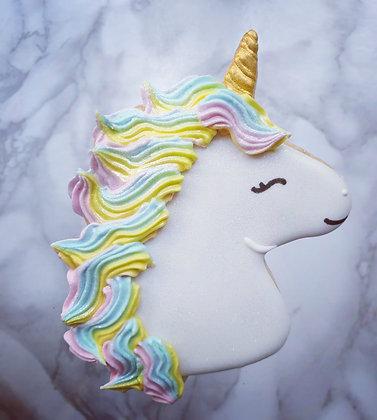 Sparkly Unicorn (set of 4)