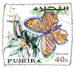 LIlly Stamp
