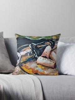 3 Corks Pillow