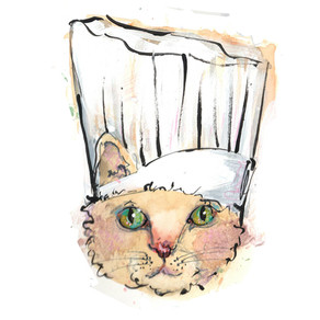 Kitty Cat Chef
