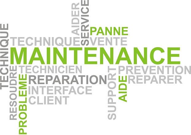 ag'energie contrat d'entretien maintenance