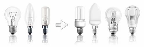 maintenance des éclairages