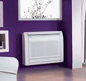 climatisation console chauffage