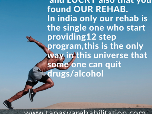 WHAT IS 12STEP PROGRAM AND HOW IT TREAT AN ADDICT FROM QUITING DRUGS OR ALCOHOL?