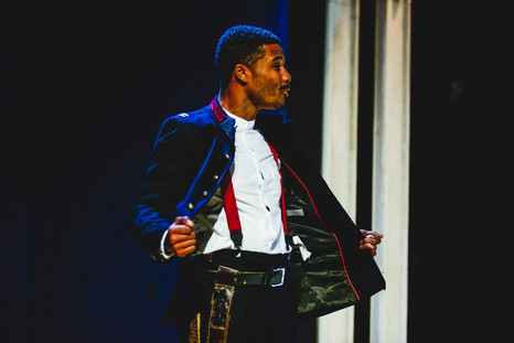 The Agony and the Style RWCMD - 2017
