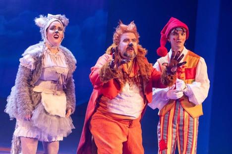 Pinocchio The Torch Theatre - 2018