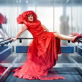 Connie Orff: Drag-On Promo Shots