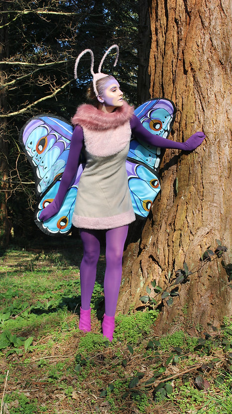 Gypsy Moth - A Bug's Life - Outdoor Perf