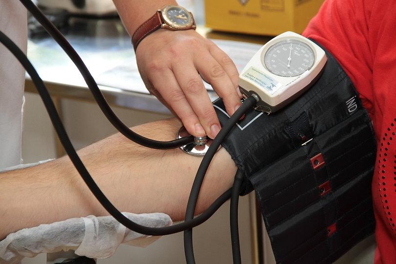 Canva - Black and White Blood Pressure K