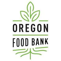 We're proud to partner with Oregon Food Bank