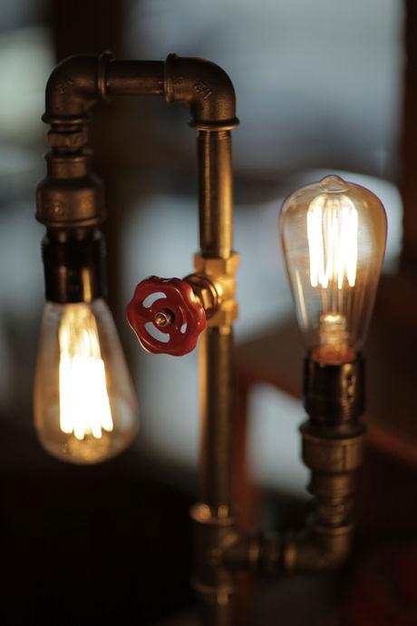 Lampe Nicolas Tesla de Monsieur Fabrique