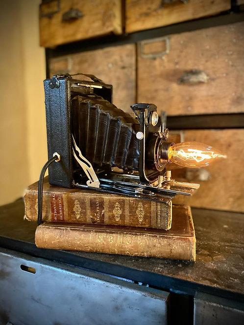 Lampe Appareil photo à Soufflet