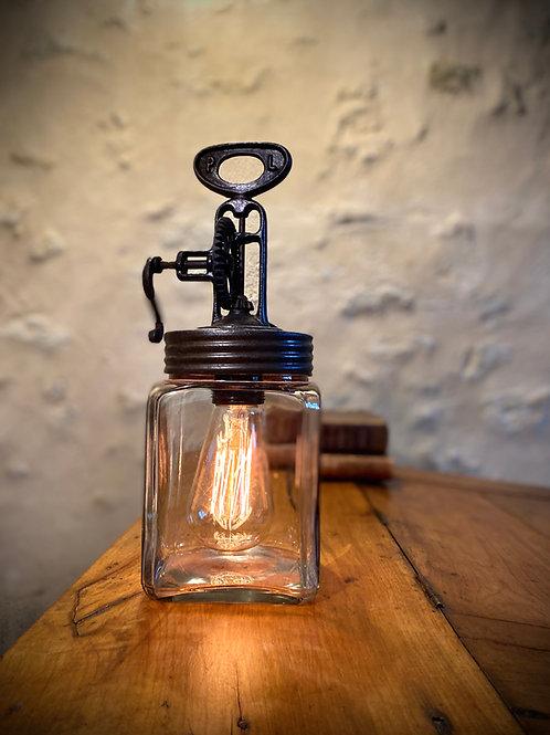 Lampe Baratte
