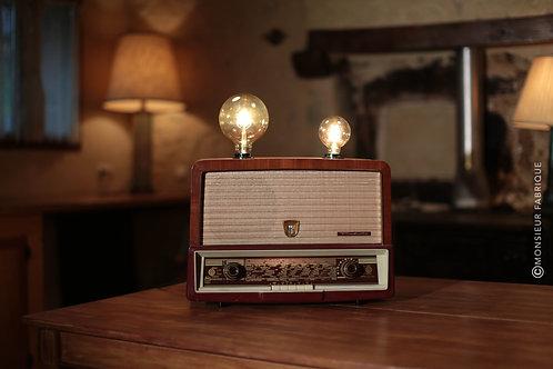 Lampe Radiola 1950