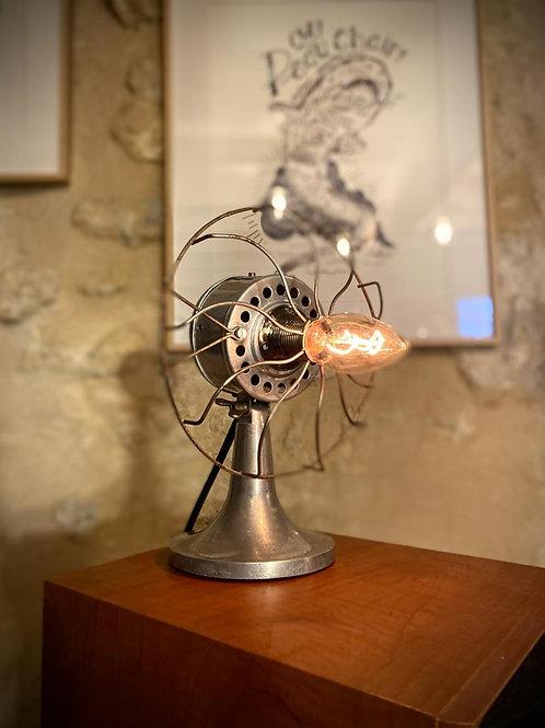 Lampe petit ventilateur