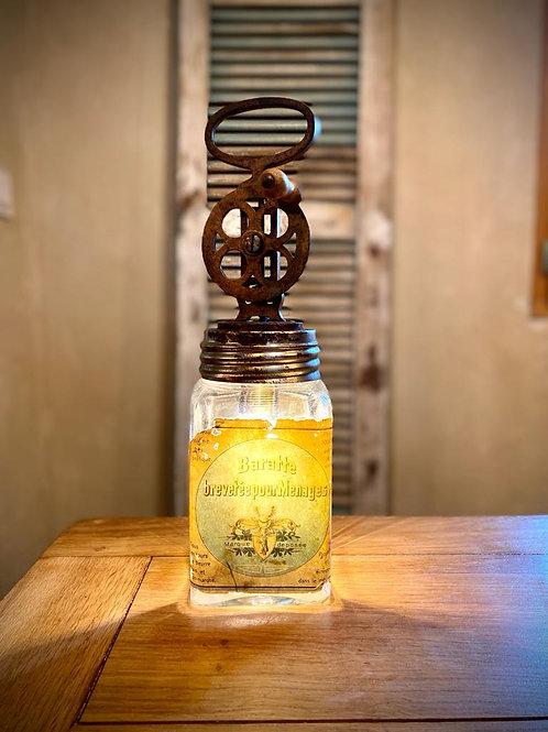 Lampe Baratte (brevetée pour ménages)