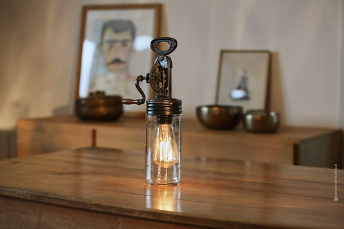Lampe Baratte (plus en stock).