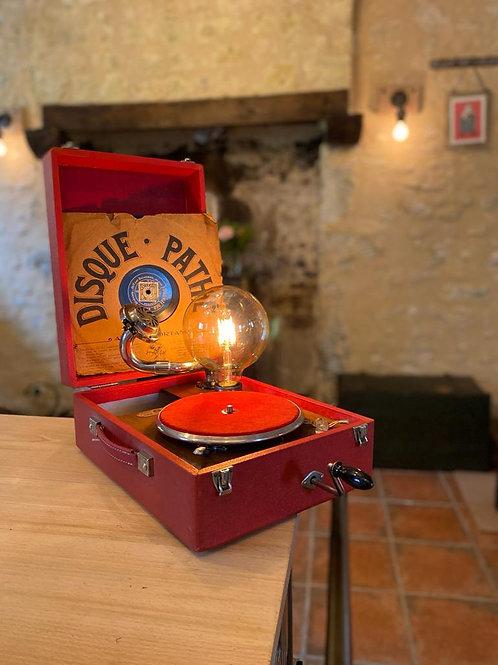 Lampe Phonographe