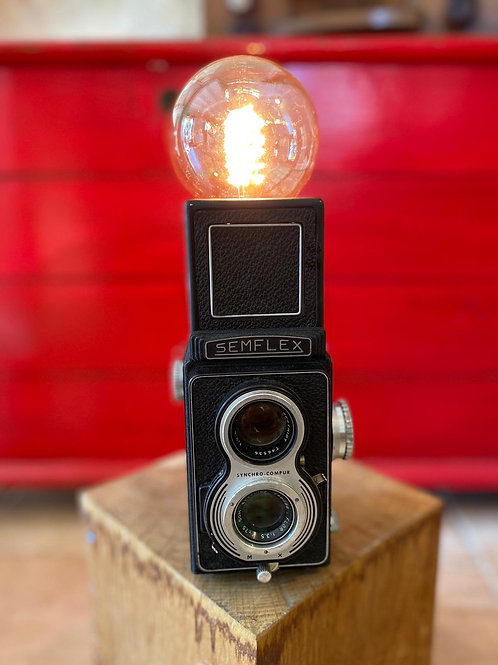 Lampe appareil photo Semflex