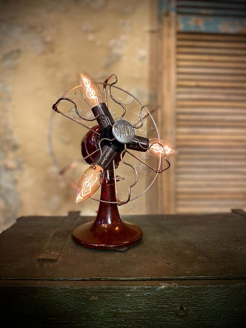 Lampe Ventilateur Calor