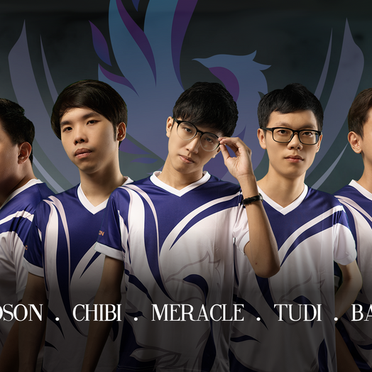 RESURGENCE CREATES NEW DOTA 2 DIVISION WITH AN ALL-SINGAPOREAN ROSTER FOR TI9