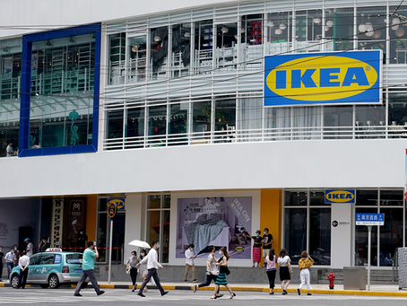 The Story behind IKEA entering the Chinese market