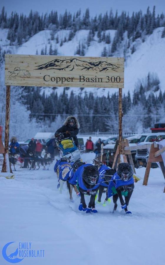 The Copper Basin 300