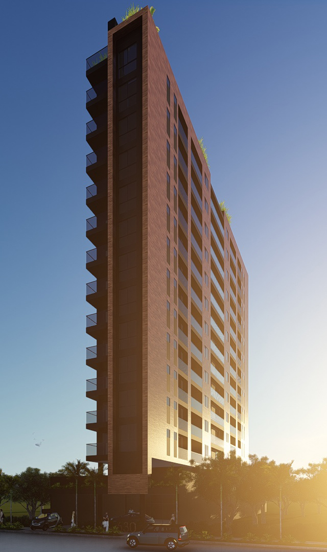 Edificio Residencial Foz do Iguaçu