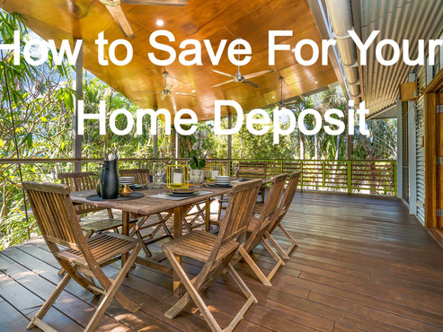 How to save for your home deposit