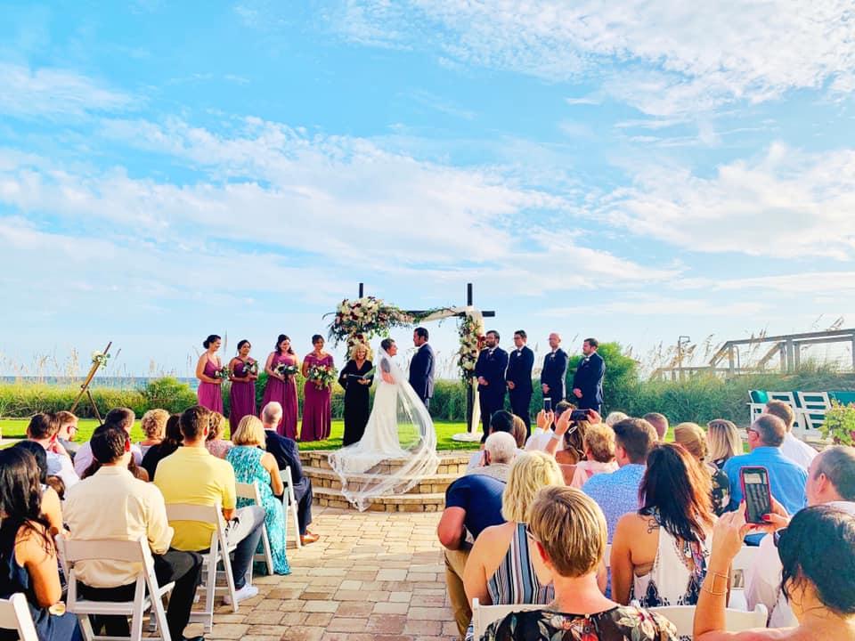 Henderson Inn Ceremony