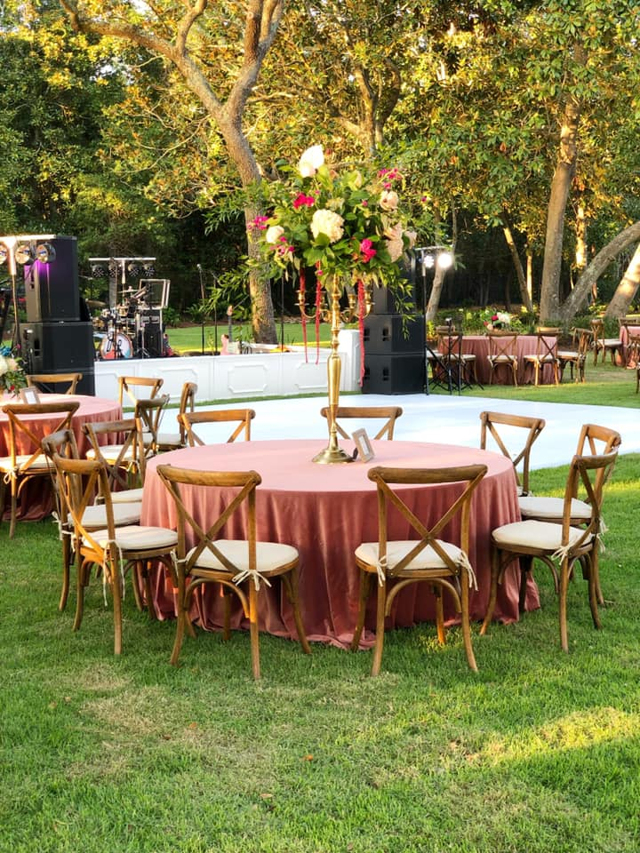 Mansion Wedding & Dance Floor