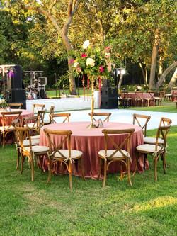Mansion Wedding & Dance Floor